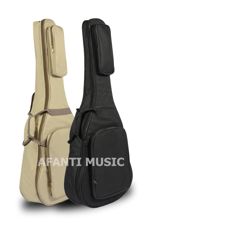Afanti Music 40 size / 41 size / Acoustic Guitar Bag (FTG-114) 40 inch burlywood color acoustic guitar of afanti music aal 1304