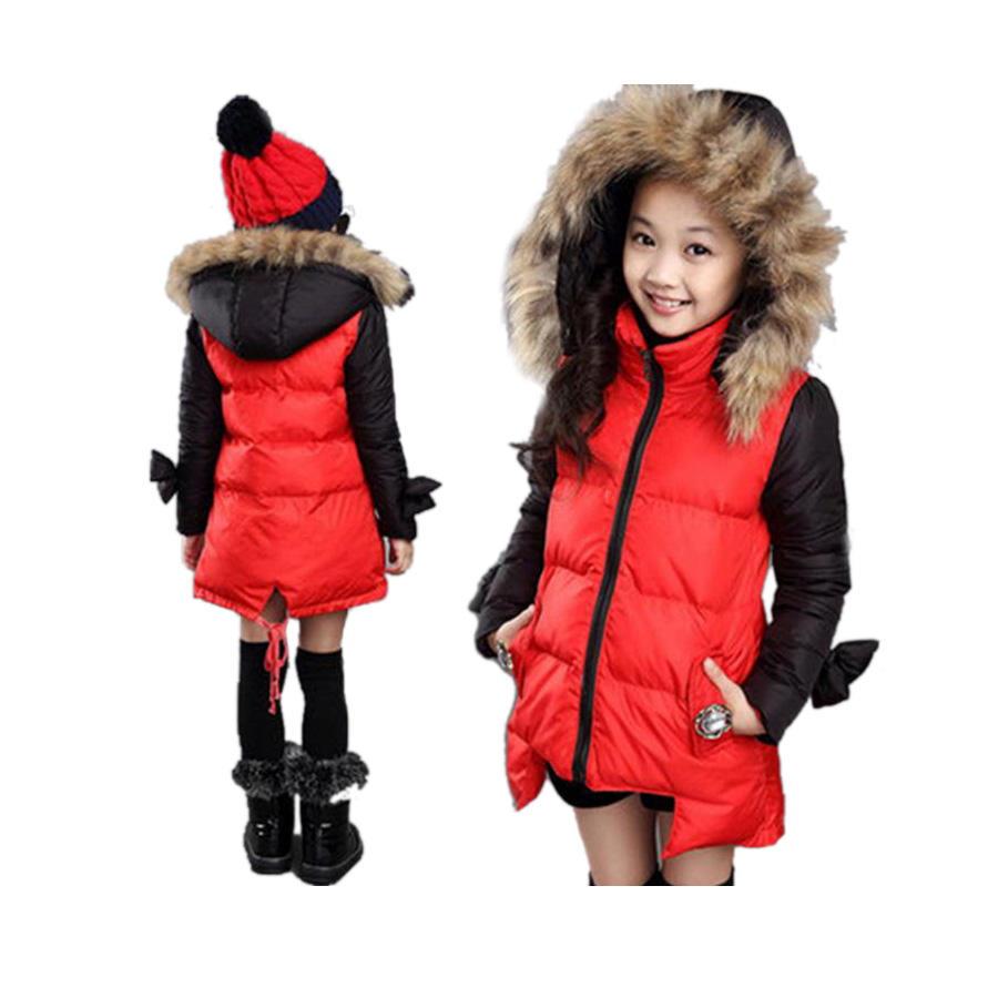 Popular Girls Red Winter Coat-Buy Cheap Girls Red Winter Coat lots ...