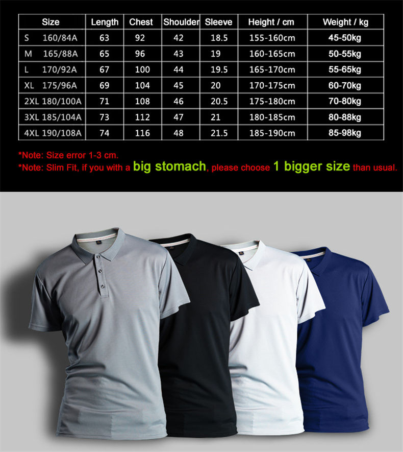 Fast Dry Polo Shirt Men Summer Couple Casual Short Polos Male Fashion Quality Men Women Sport Top Tee 2019 New Fitted Size S-4XL 13