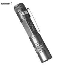High Quality Mini Aluminum Led Waterproof Flashlight Keychain Outdoor Lighting Key Chain with Led Light Lanterna