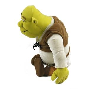 Image 2 - Peluche Shrek poupée en peluche 40cm, jouets pour films TV, DSN, jeu de noël pour enfants