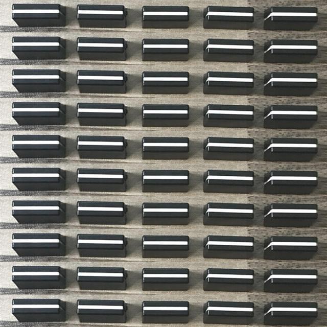 50 قطعة استبدال لبايونير فيدر CROSSFADER المقبض DJM800 DJM700 DAC2371