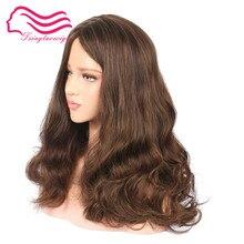 Tsingtaowigs, изготовленный на заказ Европейский remy Кошерный парик из волос еврейский парик, лучшие Sheitels парики