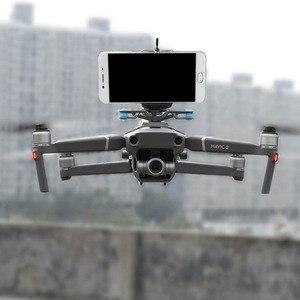 Image 4 - עבור gopro & אוסמו פעולה & פנורמי מצלמה מחזיק mounts בסיס עם הלם בולם gimbal לdji mavic 2 פרו & זום drone