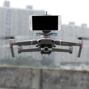 Image 4 - ل gopro & osmo العمل و بانورامية حامل كاميرا يتصاعد قاعدة مع صدمة امتصاص gimbal ل dji mavic 2 برو والتكبير drone