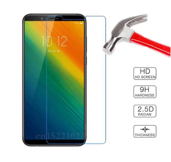 Закаленное стекло для lenovo A5 K320t S5 Z5 Pro K5 Play K5 2018 NOTE (2018) Взрывозащищенная защитная пленка для экрана