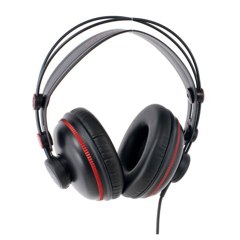 Superlux HD662 Closed Dynamic Professional Monitoring Headphones Earphones For PC Music Studio Onstage FREE SHIPPING