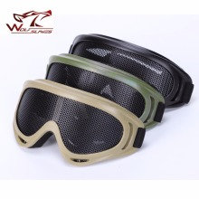 X400 Tactical GearMesh Goggles Steel Mesh Lenses Goggles Sun