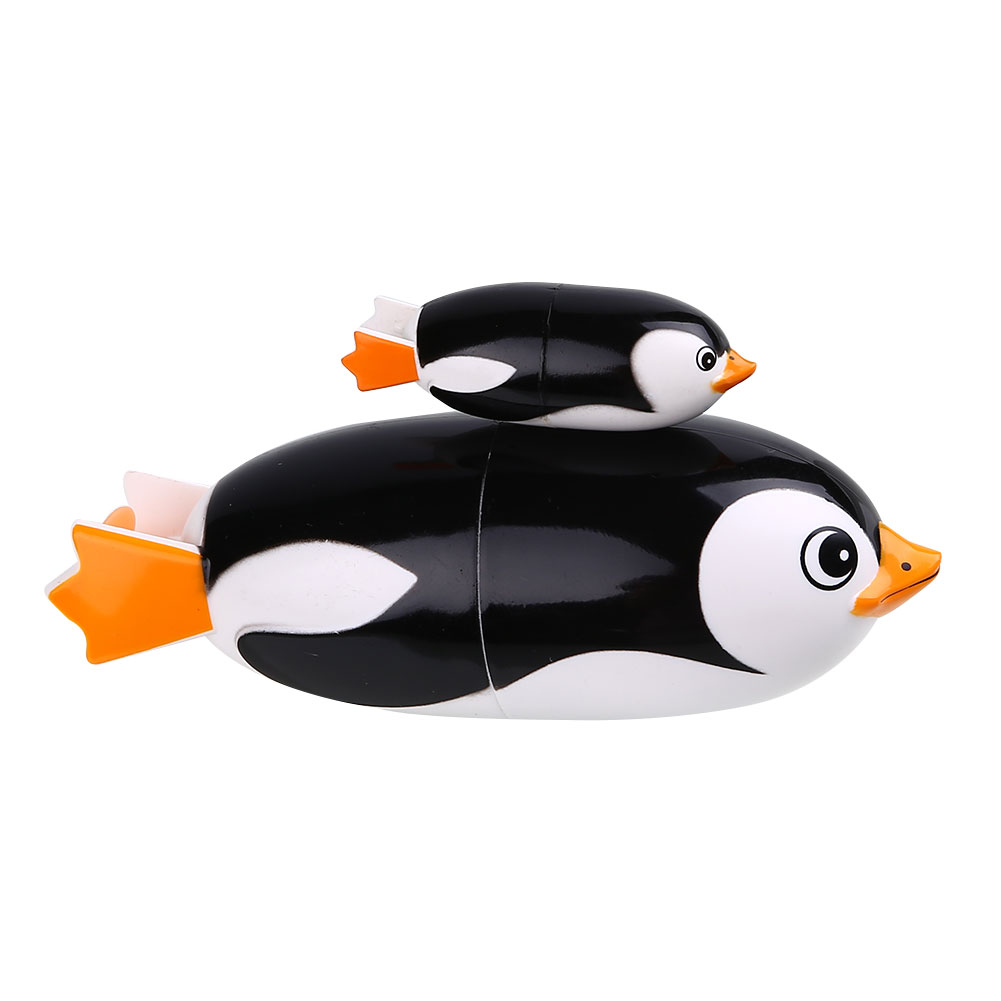Better Buy for Beauty Penguins Electric Toy Swiming Baby Educational Plastic Battery Pack Lovely