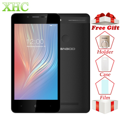 LEAGOO Power 2 5.0inch Android 8.1 Mobile Phone MT6580A Quad Core 8MP Dual SIM 2GB 16GB Fingerprint Dual SIM WCDMA 3G Smartphone