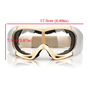 Image 5 - CK Tech. Windproof Safety Goggles Protective Eyeglasses Sand proof Anti fog anti impact Cycling Industrial Labor Work Glasses