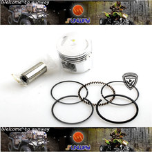 Engine parts Piston Kit for GY6 50 Free Shipping