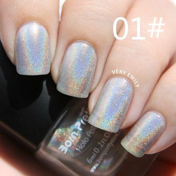 Лаки для ногтей из Китая