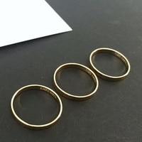 PINJEAS jugueteamos plana conjunta anillos para las mujeres jewrlry Accesorios