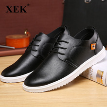 XEK 2018 Spring men's shoes men's vulcanized shoesshoes sports breathable plus size ZLL227
