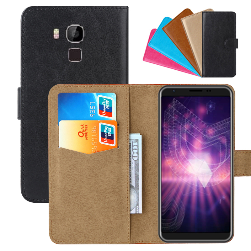 Smart Luxury Wallet Case For Irbis Sp552 Pu Leather Retro Flip Cover Magnetic Fashion Cases Strap To Ensure A Like-New Appearance Indefinably Cellphones & Telecommunications Phone Bags & Cases