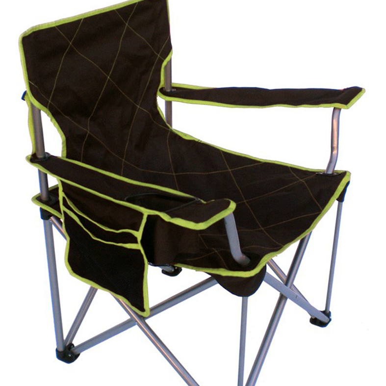 Travel Chair Big Kahuna Chair Large Heavy Duty Folding Camping Chair Brown  ...
