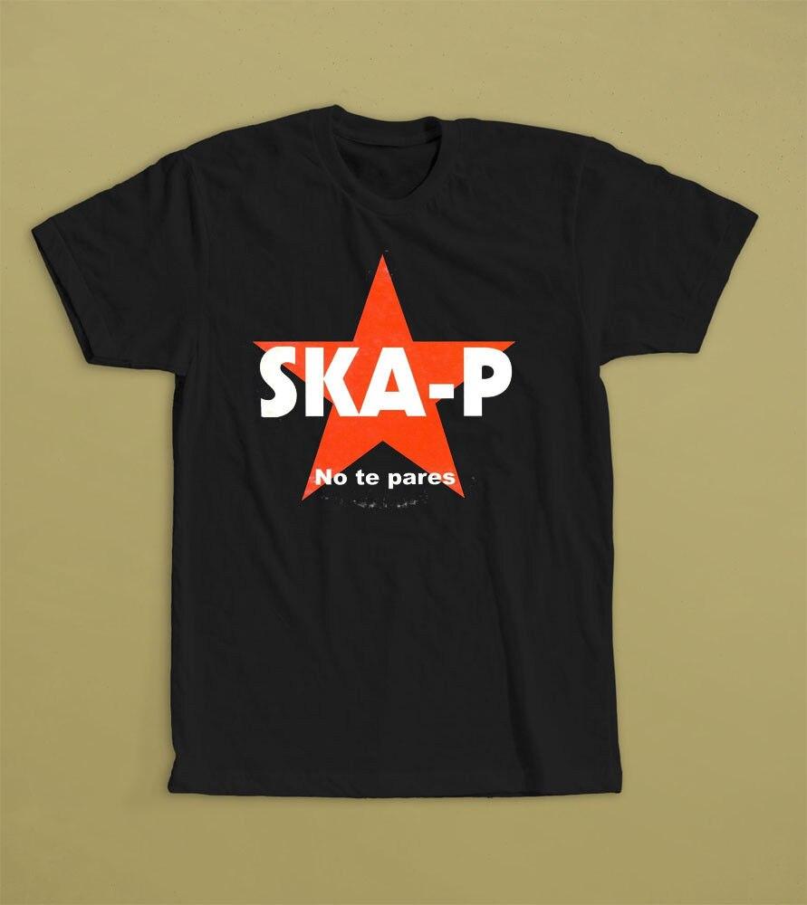Ska P No Te Pares T Shirt S M L Xl 2Xl Ska Band Doctor Krapula The Locos Boikot
