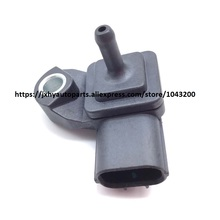1865A035 FOR MITSUBISHI L200 DI-D PAJERO TRITON 2.5 / 3.2 DIESEL AIR INTAKE TURBO BOOST PRESSURE MAP SENSOR 079800-7790 2pcs original news for 3 5bar map sensor turbo boost air pressure sensor 0281002456 0 281 002 456 0261230373