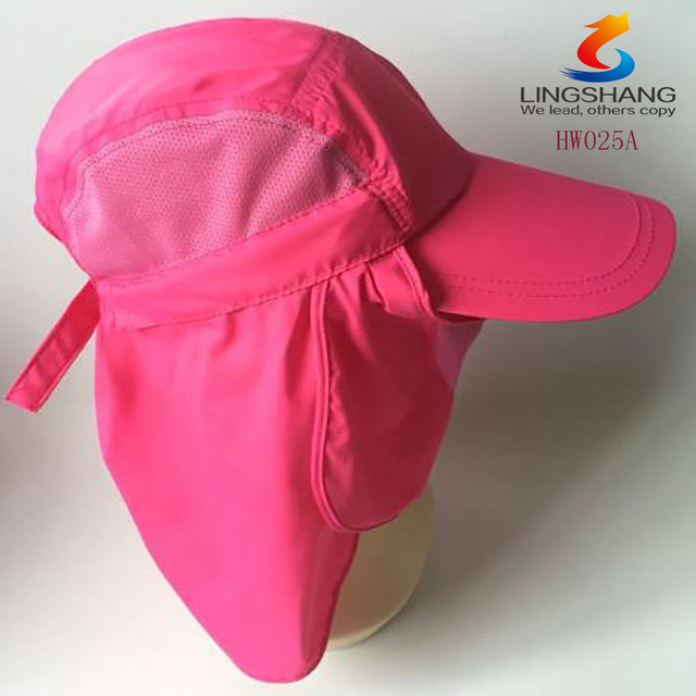 300b287550145 2016 Summer Womens Mens Sun Protection Windproof Fishing Cap Neck Face Mask  Flap Hat