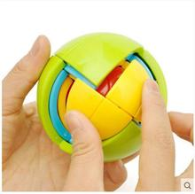 Puzzle Palace fans intelligence ball 3D three dimensional jigsaw puzzle toys for children
