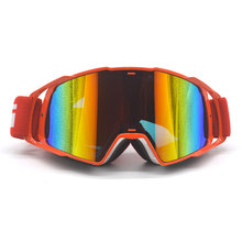 ed22d6366f746 Oculos Off road Motocross Óculos De Proteção Óculos De Sol Óculos de Neve  Ski Máscara Facial Esporte Corrida de Ciclismo MX Capa.