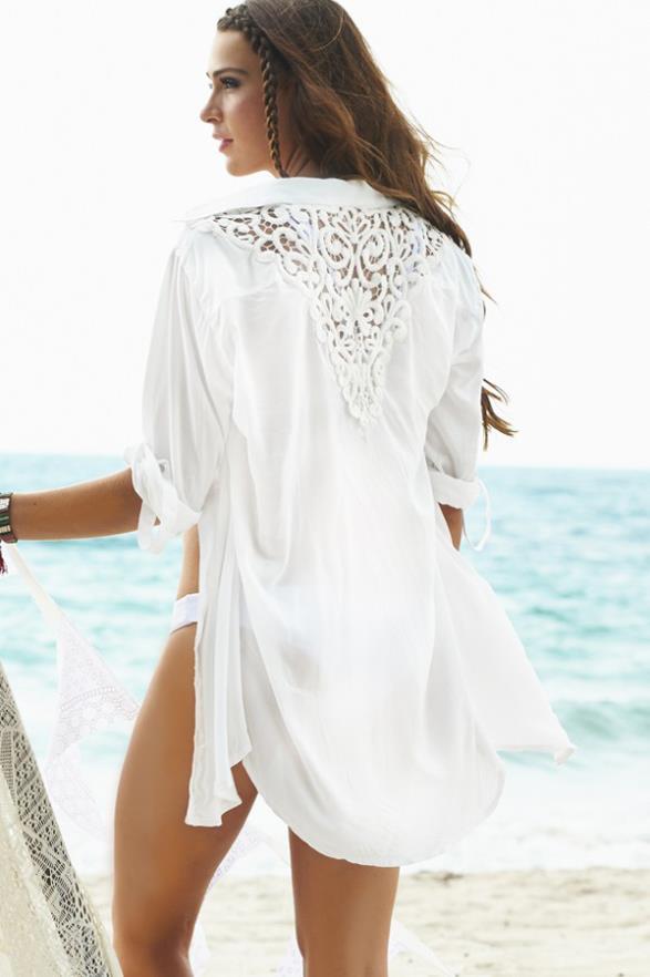 Fashion Swimwear Bikini Beach Cover Up Women 9a4957255