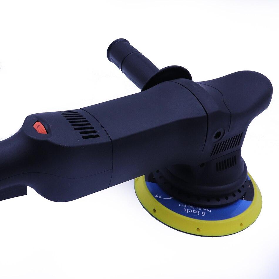 Exzentrische dual-track-auto vibration polieren maschine schönheit farbe oberfläche schaben boden wachsen maschine 220 V/110 V polierer