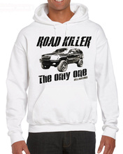 Fashion Men Free Shipping Road Killer Grand Cherokee Wj and Vintage V8 Jeep Cruiser US Car Truck Hoodies Sweatshirts