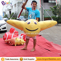 PVC air sealed inflatable Manta Ray flying fish model balloon for hanging sea animal replica