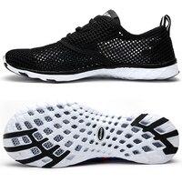 Летние дышащие Для мужчин повседневная обувь легкие подушки прогулочная обувь Для мужчин Уличная водонепроницаемая обувь zapatillas mujer Sapato бол...