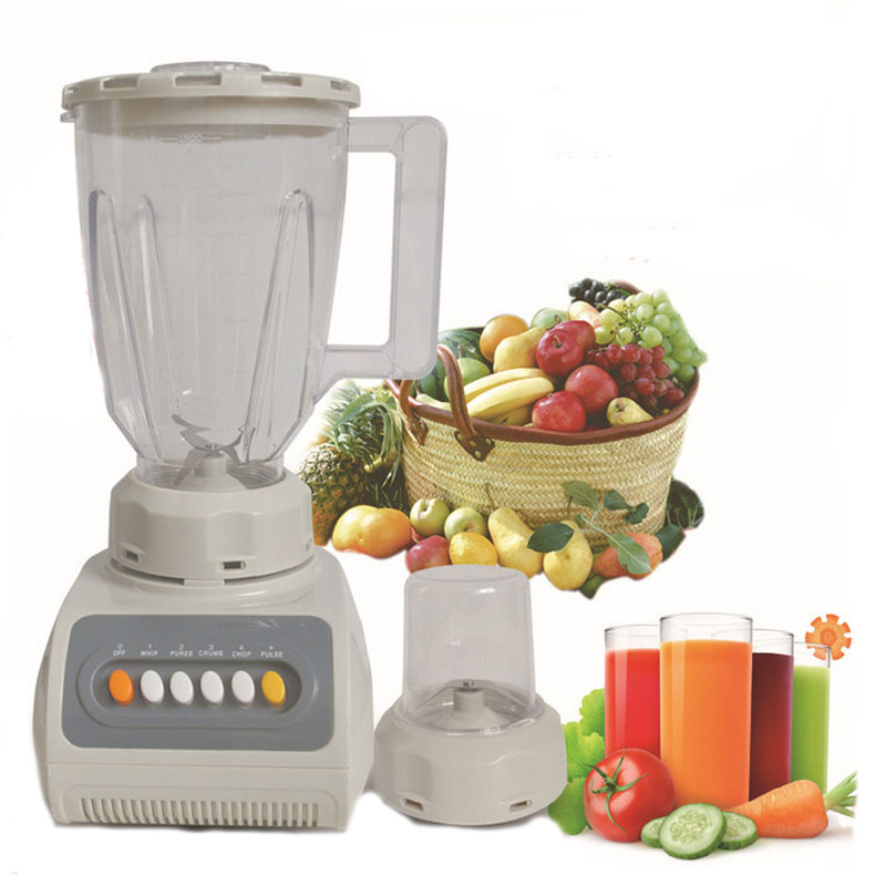 Electric food processor mixer sponge Blender Mixer Juicer Power smoothie bar Fruit Electric Blender machine household
