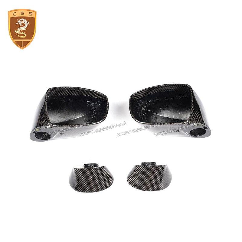 Couvercle de miroir latéral en Fiber de carbone CSSYL pour R35 Gt-R Kits de carrosserie en carbone accessoires Modification de style de voiture