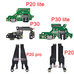 Image 3 - 1pcs New USB Charging For Huawei P9 P10 P30 lite P20 Pro P30  P9  P10 Plus Charger Port Dock Connector Flex Cable