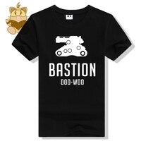 Hot Game Cotton T Shirt OW Fans Tee Shirt For Men Gift For Boy Friend Summer