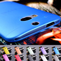 Case Cover Skin Shell for HTC One M8 M9 M7 Color Plastic Ultra Thin Slim Plastic Matte Translucent Back Protector