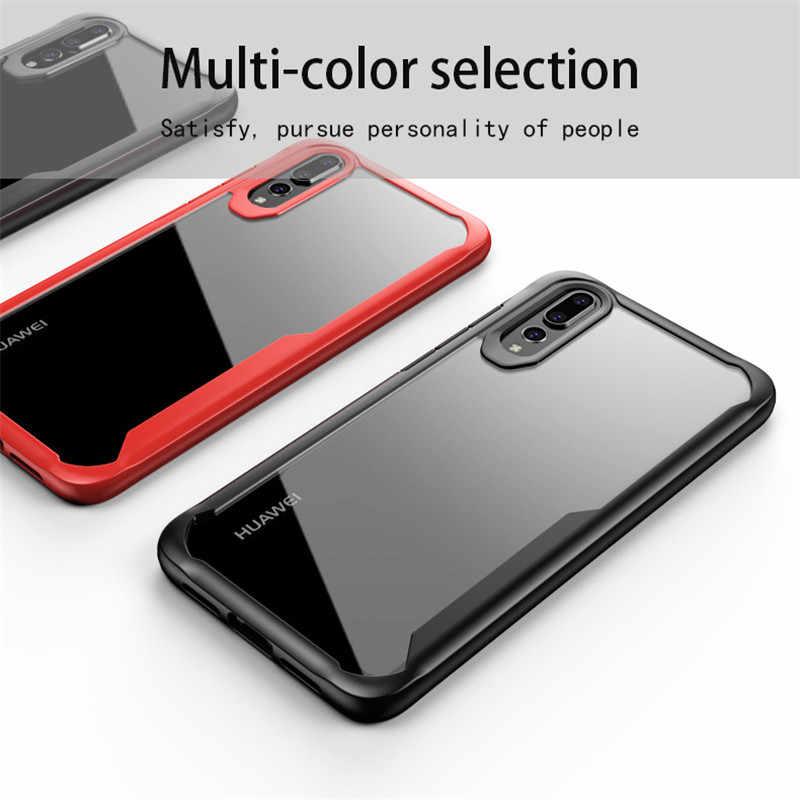 CASEIER cubierta completa suave para Huawei P30 Lite Pro funda a prueba de golpes para Huawei Mate 20 Mate 10 Lite pro Honor V20 Funda