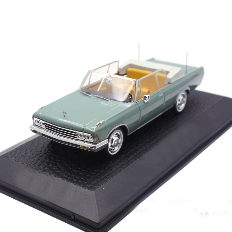 1:43 1974 117B limited edition of former Soviet Union presidential car alloy model Collection model саундбар mystery msb 117b