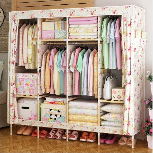 latest wooden wardrobe   length 170cmlatest wooden wardrobe   length 170cm