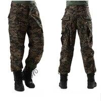 DUTOLE Camouflage Cargo pants military Tactical pants Tousers Men Uniforms military Digital woodland
