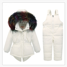 fb33587c0 Buy girl winter ski suit set and get free shipping on AliExpress.com