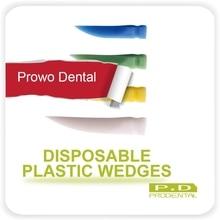 dental plastic wedge dental material disposable wedge gap wedge tooth gap wedge auxiliary equipment mac wedge