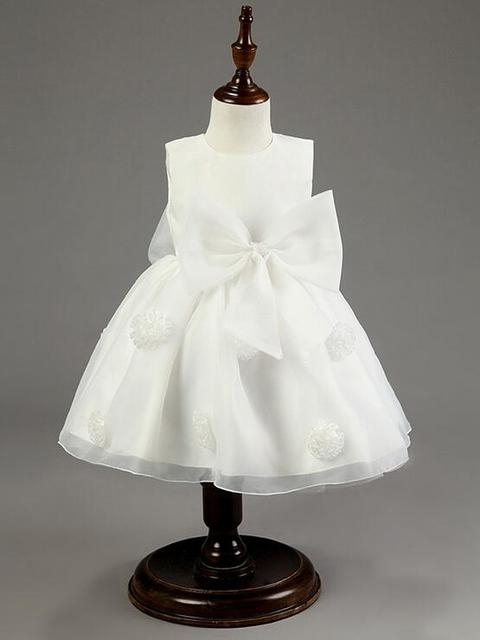 ddb6d7684 Nicoevaropa girl dress vintage baby Christening dresses rose big bow ...