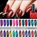 sioux (01-24) 2017 New Top Quality 6ml UV Cat Eyes Polish Gel Soak off Decals Nails Manicure Art lasting Lacquer magnet