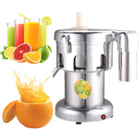 Crushing fruits juice extractor cold press fruit juicer