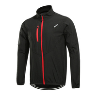 Thermal Cycling Jacket Winter Warm Bicycle MTB Clothes Windproof Waterproof Soft Shell Coat Bike Cycling Jacket