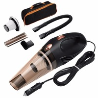 Car Vacuum Cleaner DC 12 Volt 120W 3 In 1 Multifunction 4 0 KPA Cyclonic Wet