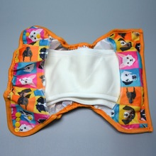JinoBaby Super Diaper Cover Waterproof font b Organic b font Cotton font b Inserts b font