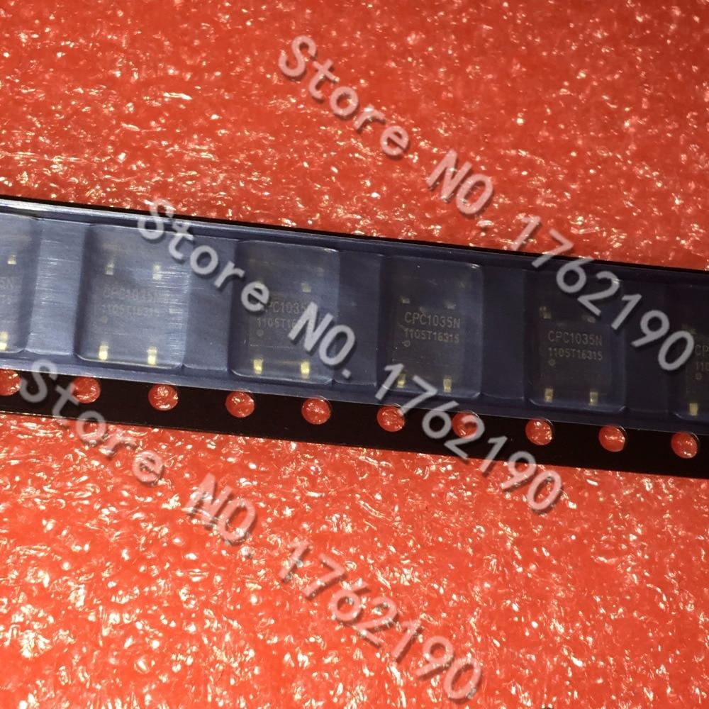 100PCS LOT CPC1035NTR CPC1035N SOP 4 Optocoupler relay isolator