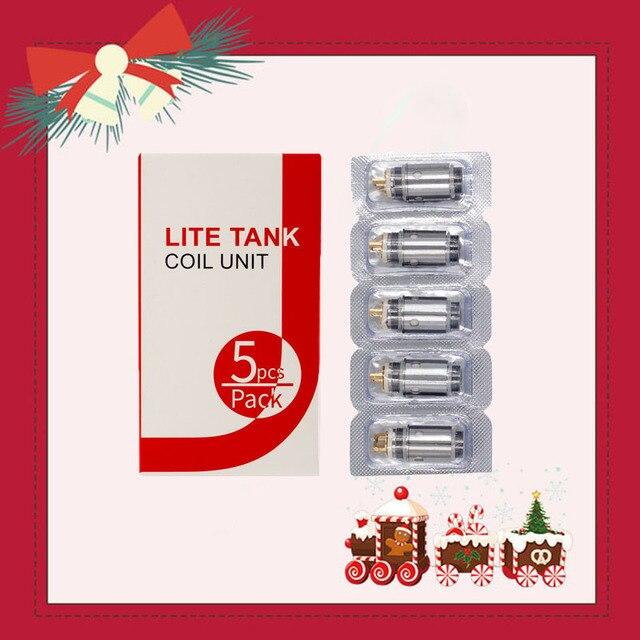 Buy 3Pcs get 1 free JOMOTECH Lite 60W Lite 80W Lite 65W Coil Electronic Cigarette Kit Evaporater Atomizer Core E Cig Tank Coil